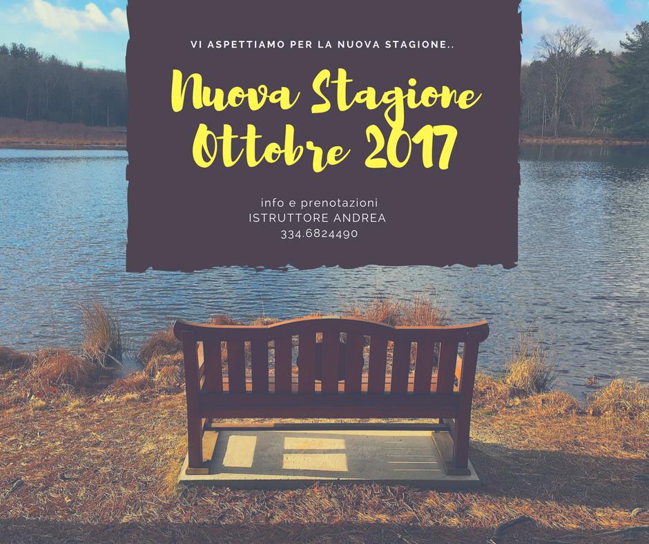 Nuova Stagione DYNAMIC Ottobre 2017