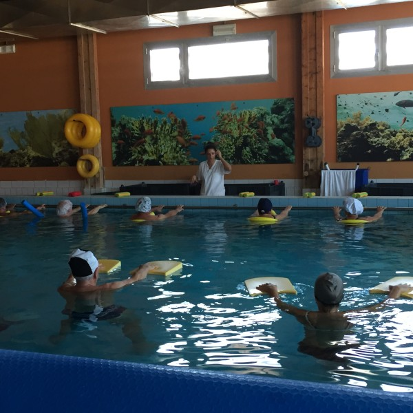 FISIOTERAPIA IN PISCINA